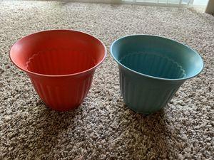 Plant pots for Sale in Peoria, IL