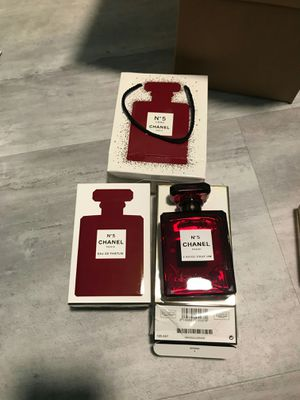 No5 red chanel perfume for Sale in Anaheim, CA