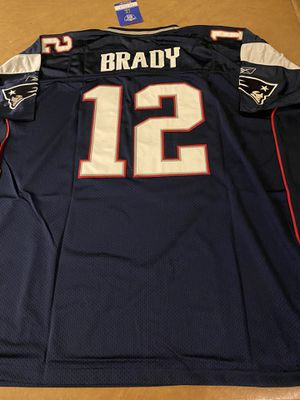 Patriots Brady jersey for Sale in Jackson Township, NJ