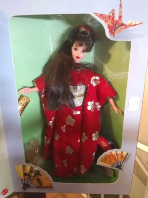 Mattel Japanese New Year Barbie Doll for Sale in St. Louis, MO