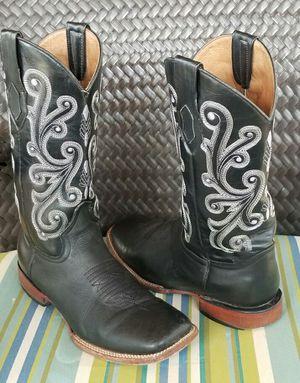 Ferrini men's work cowboy boots for Sale in Arlington, TX