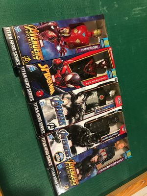 Marvel Avengers Action Figure Collectibles for Sale in Silver Spring, MD
