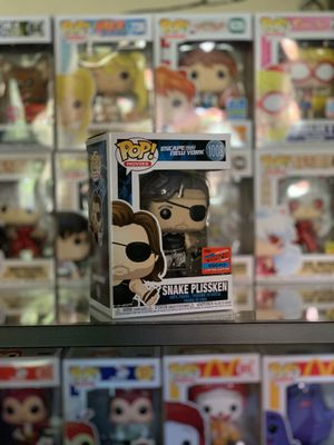 NYCC LE1000 Funko Pop Snake Plissken for Sale in Renton, WA