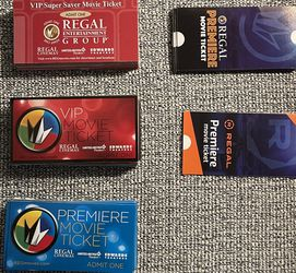 Regal Movie Tickets for Sale in Alexandria,  VA