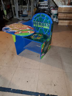Ninjia turtle kids desk for Sale in Anchorville, MI