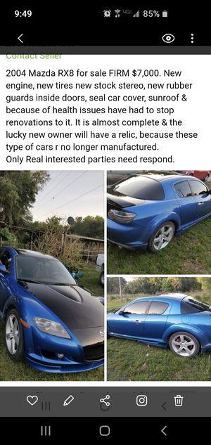 Mazda RX8 2004 for Sale in Zephyrhills, FL