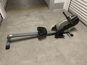 Row machine - stamina air rower 1399 foldable for Sale in Brentwood, NC