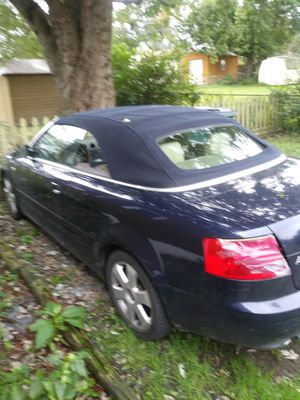 A 2006 Audi need a lot of work done to it engine good 120 mileage bonfire 800 for Sale in Henrico, VA