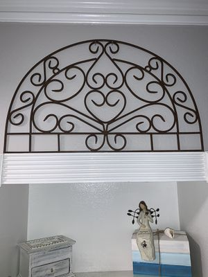 Iron Wall Decor for Sale in Tampa, FL