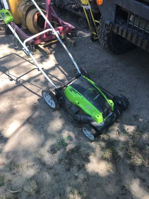 Electric lawnmower for Sale in Brockton, MA
