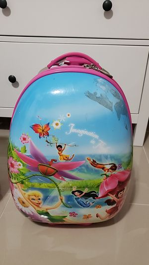 Tinkerbell kids carry on for Sale in Gardena, CA
