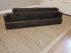 Wall book shelves - set of 2 for Sale in Graham, WA