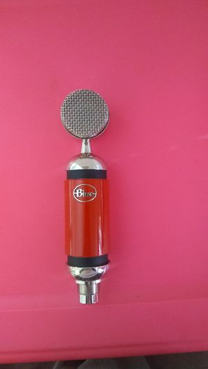 Blue spark microphone for Sale in Detroit, MI