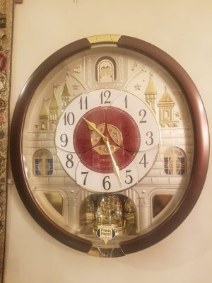 Seiko Branded Musical Clock for Sale in Germantown, MD