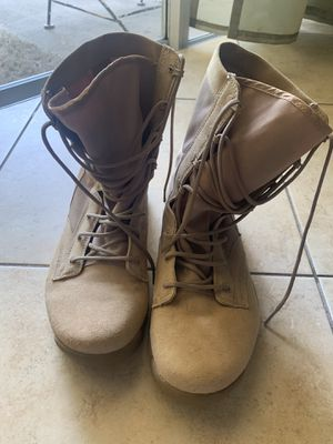 Nike free military boots for Sale in Riverview, FL