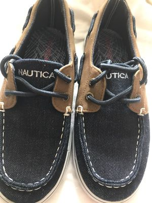 Size 1 Nautica Boys Shoe for Sale in Durham, NC