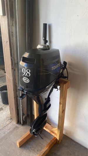 Outboard Motor 9.8 hp for Sale in San Diego, CA