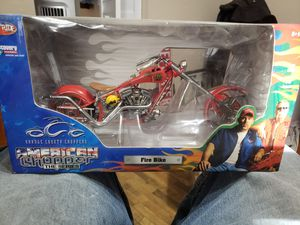 American choppers firefighter bike new in box for Sale in Auburndale, FL