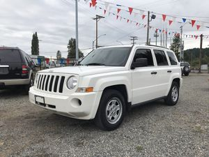 2009 Jeep Patriot for Sale in Sumner, WA