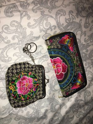 Mexican wallet and coin purse for Sale in San Diego, CA