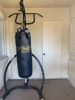 Everlast Punching Bag for Sale in Irvine, CA