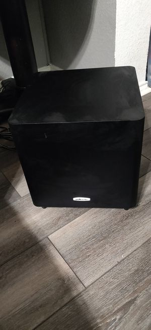 Wireless Polk Audio Subwoofer for Sale in Fort Worth, TX