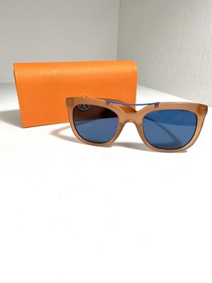 Tory Burch Sunglasses (Orange/Blue) for Sale in Germantown, MD