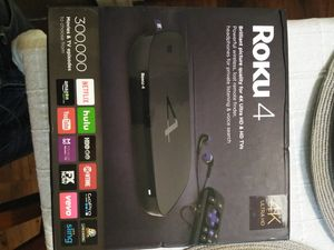 Roku 4 like new for Sale in Tampa, FL