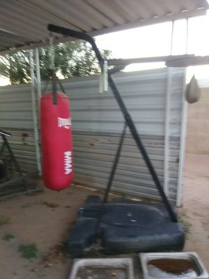 Heavy duty bag stand for Sale in Mesa, AZ