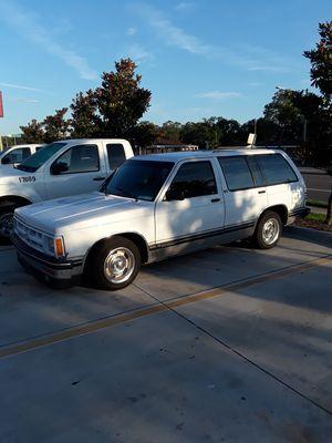 1993 Chevy s10 blazer for Sale in Saint Cloud, FL