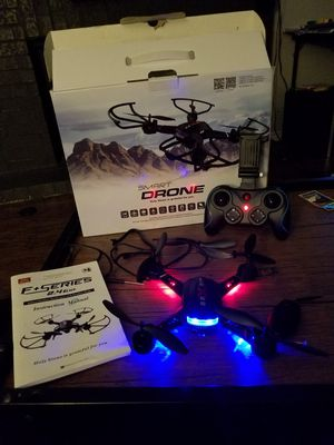 HOLYSTONE Drone with camera and accessories for Sale in San Antonio, TX