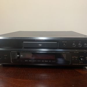Denon DVD-3910 DVD SACD HDCD Player Tested Working NO REMOTE. for Sale in Bellingham, MA