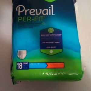 Adult Diapers. Size Large. for Sale in San Antonio, TX