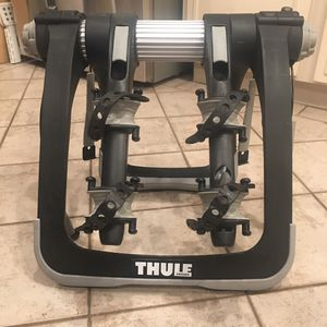 Thule Raceway PRO 2-Bike Rack - Trunk Mount - With keys and bike lock for Sale in Plano, TX