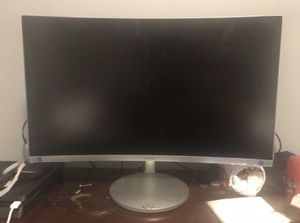 Samsung Curved Monitor for Sale in Powder Springs, GA