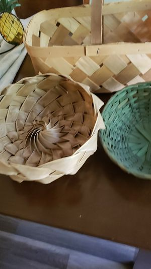 Variety of Baskets for Sale in Sanford, NC