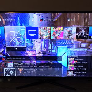 "Samsung 55"" Smart Tv for Sale in Canton, GA"