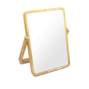 Brand: Buwico 4.6 out of 5 stars  59Reviews Buwico Rectangle Standing Vanity Makeup Mirror Cosmetic Mirror Table Mirror with Wood Frame and Stand Mi for Sale in Henderson, NV