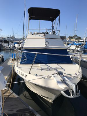 Carver 27 ft boat with trailer for Sale in Downey, CA