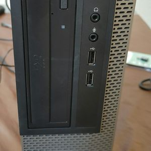 Dell 🖥 Optplx. 390 DT. Intel® i5 - 2400 * / 3.1 GHz. CPU / 6.0 GB. Ram / 500 GB. HDD / Windows 10 Pro. * HDMI * Work-Excellent ✔ for Sale in Surprise, AZ