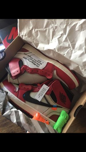 NEW JORDAN 1 CHICAGO OFF WHITE for Sale in San Diego, CA