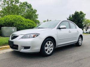 2009 Mazda 3 S sport Excellent condition, no check engine light, cold AC and hot heat clean in and out drives like a champ, everything works, two k for Sale in Leesburg, VA