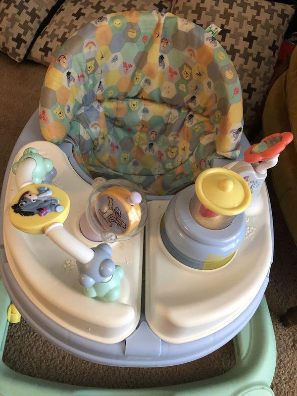 Disney Musical Winnie the Pooh - Baby Walker