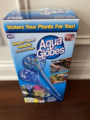 Aqua Globes for Sale in New Albany, OH