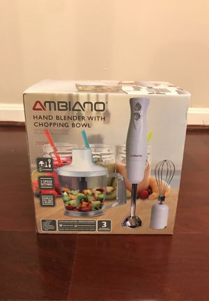 Hand blender for Sale in Germantown, MD