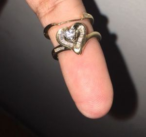 14k yellow gold ring size 6 ( engagement or wedding ring) for Sale in Catonsville, MD