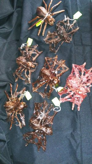 Corpsed spiders for Sale in Flint, MI