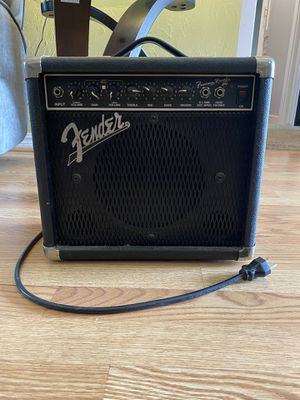 Fender Frontman Reverb Amp PR 241 for Sale in Oklahoma City, OK