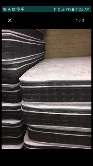 Mattress and Box Spring for Sale in Laveen Village, AZ