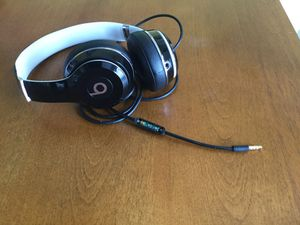 Beats Solo wired with case for Sale in Dorr, MI